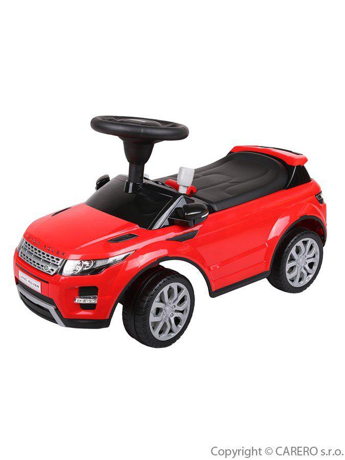 Odrážedlo Range Rover Bayo červené Červená  - supershop.sk