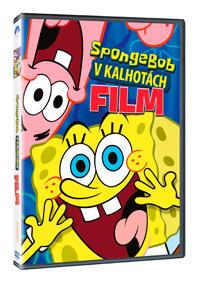 Spongebob v kalhotách DVD [CZ dabing] - supershop.sk