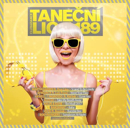 TANECNI LIGA 189 - suprshop.cz