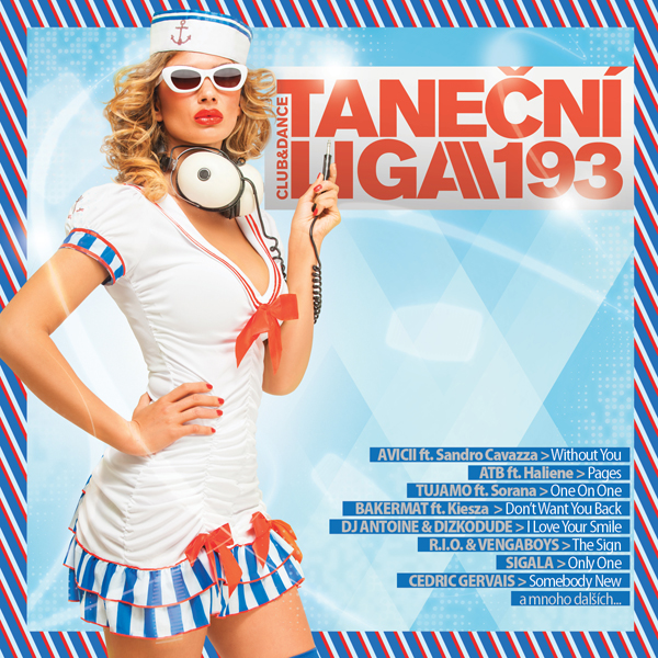 TANECNI LIGA 193 - supermusic.sk