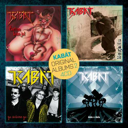 ORIGINAL ALBUMS 4CD VOL.2 - supershop.sk