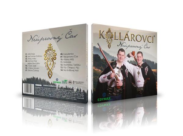 NEÚPROSNÝ ČAS CD NOVINKA !! - suprshop.cz