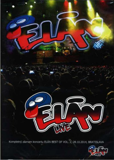 Dvd Elan - Elan Live 2014 Bratislava ☆ SUPERSHOP ☆ tvoj obchod ... 28a9ff8862b
