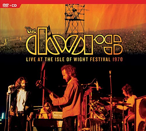 Cd+dvd Doors - Live At The Isle Of Wight Festival 1970  dvd+cd ... 9ccab72a3f2