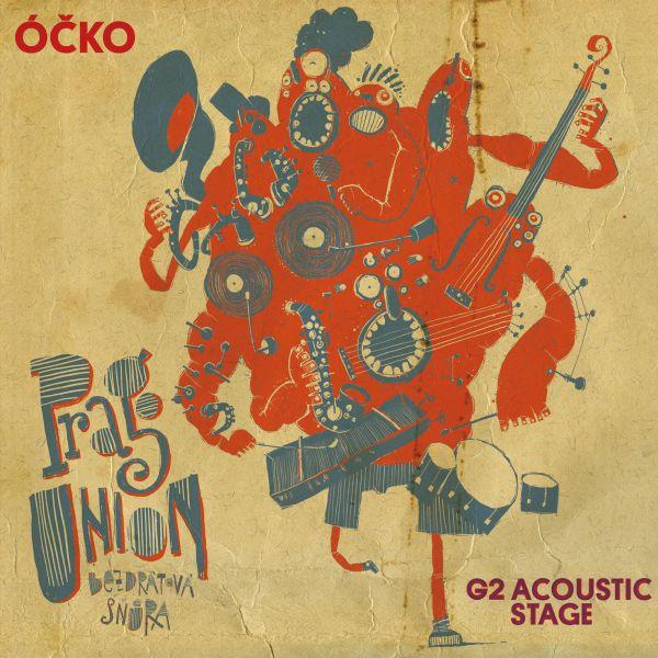 Cd+dvd Prago Union - G2 Acoustic Stage (cd+dvd) ☆ SUPERSHOP ☆ tvoj ... f783fd4a740