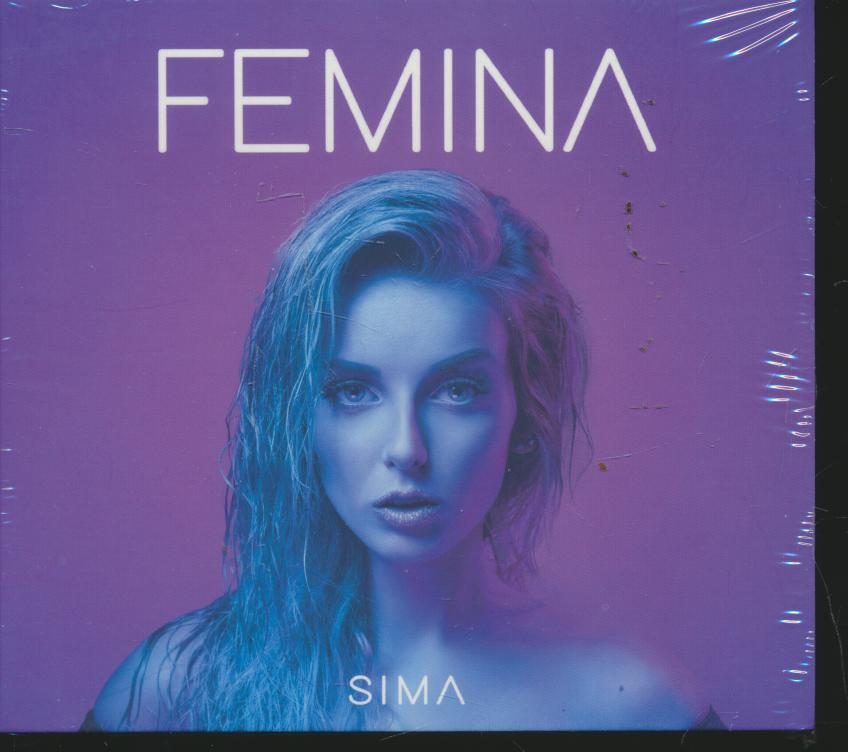 Cd Sima - Femina ☆ SUPERSHOP ☆ tvoj obchod ☆ cd   dvd 2e6db7d8c34