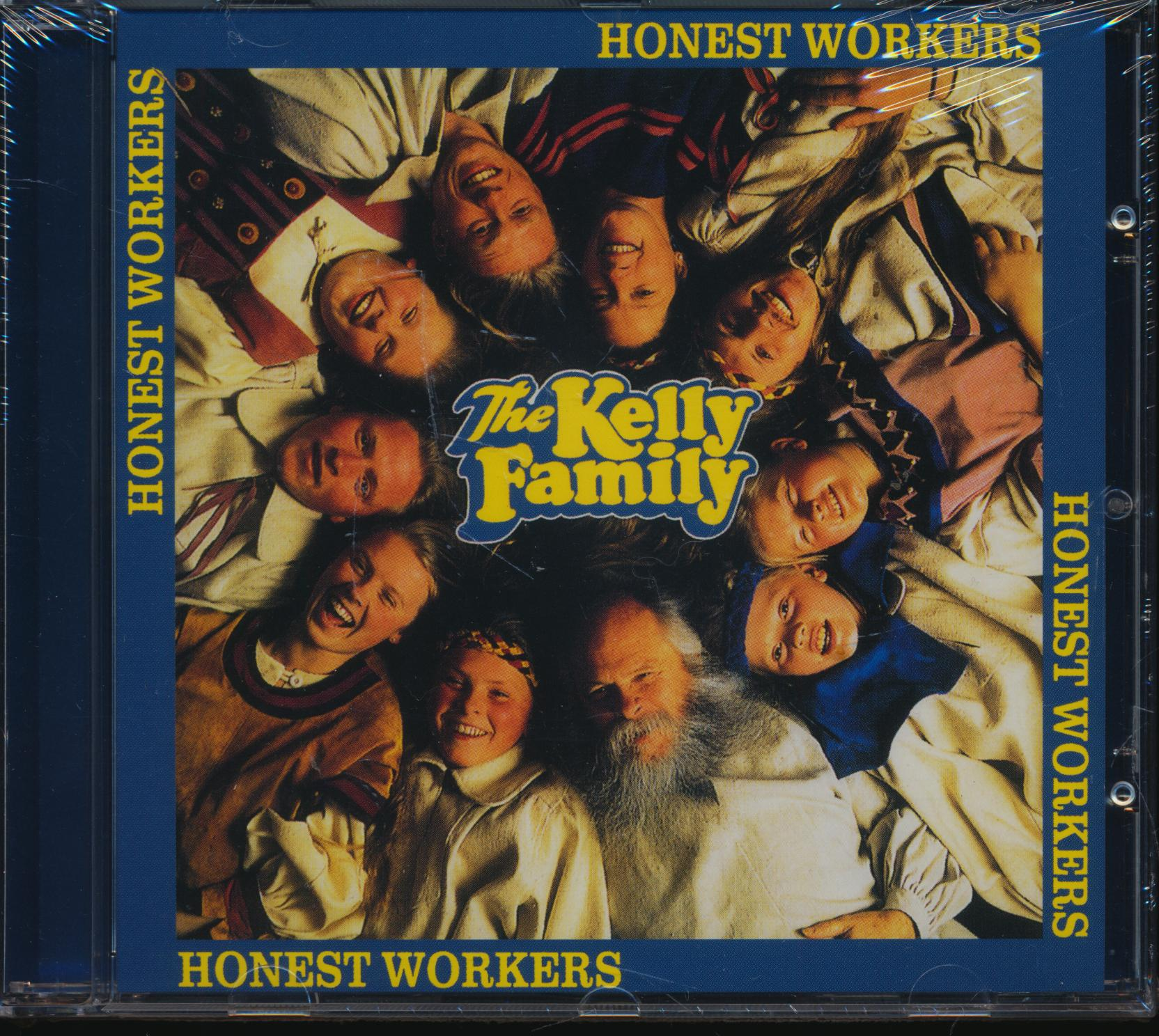 Cd Kelly Family - Honest Workers ☆ SUPERSHOP ☆ tvoj obchod ☆ cd ... 030a2def87b