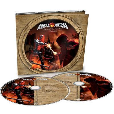 Cdg Helloween - Keeper the Legacy ☆ SUPERSHOP ☆ tvoj CD obchod 79a86ac8dd6