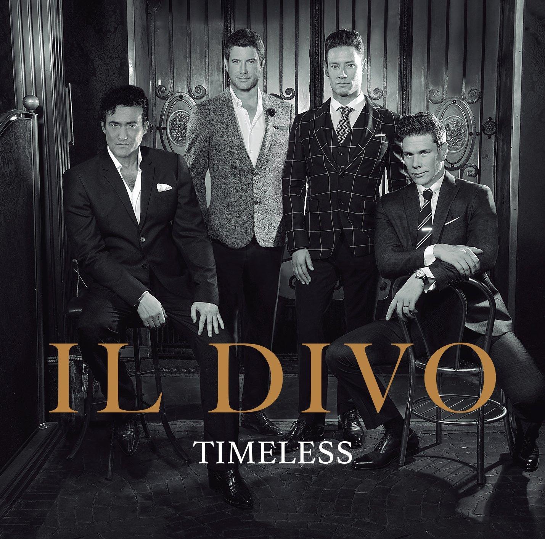 Cd Il Divo - Timeless ☆ SUPERSHOP ☆ tvoj obchod ☆ cd   dvd ... 55a2dcb631e