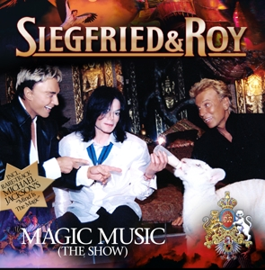 Cd Siegfried & Roy (incl michael - Magic Music (the Show) ★ SUPERSHOP ★  tvoj obchod ★ cd & dvd, vinyly, filmové DVD a Bluray
