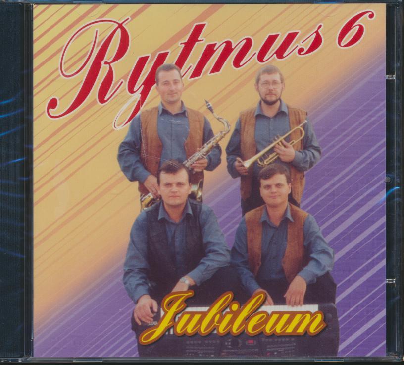 Cd Rytmus 6. - Jubileum Cd ☆ SUPERSHOP ☆ tvoj CD obchod a0b103127e7