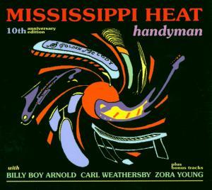 Cd Mississippi Heat - Handyman ☆ SUPERSHOP ☆ tvoj obchod ☆ cd ... ce7dab6b948