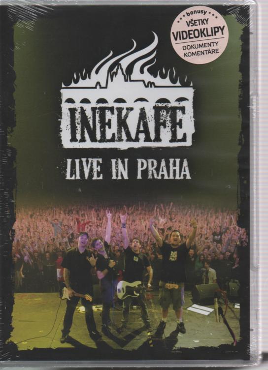 LIVE IN PRAHA - supershop.sk