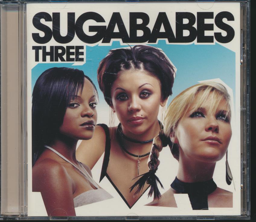 Cd Sugababes - Three ☆ SUPERSHOP ☆ tvoj obchod ☆ cd   dvd ba177ad1b0a