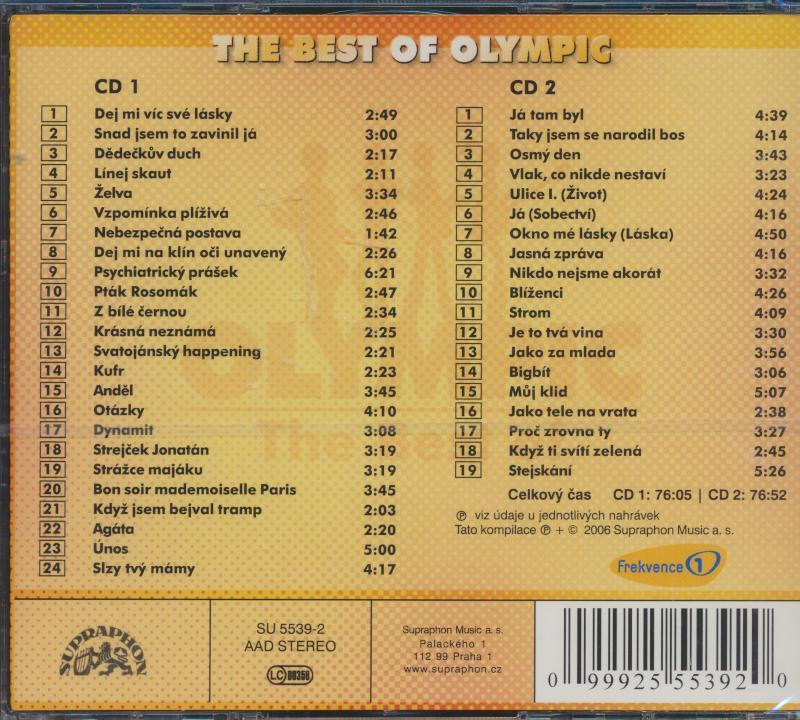 BEST OF /43 JASNYCH HITU - supermusic.sk