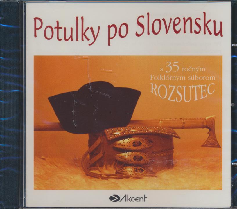 Cd Rozsutec - Potulky Po Slovensku ☆ SUPERSHOP ☆ tvoj obchod ☆ cd ... 201070896a8