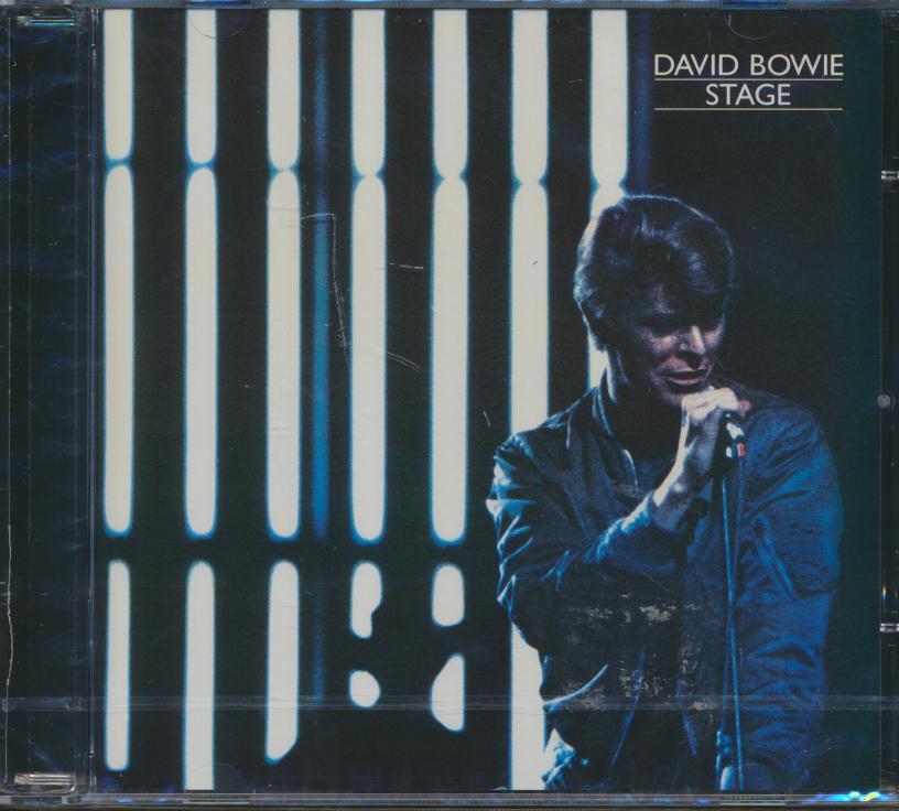 Cd Bowie David - Stage-standard Version ☆ SUPERSHOP ☆ tvoj obchod ... 14d958fa17d