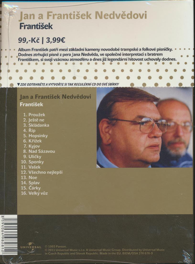 FRANTISEK/SLIDEPACK - suprshop.cz