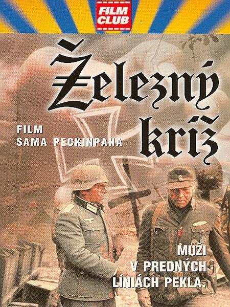 Železný kříž (Cross of Iron) DVD - suprshop.cz