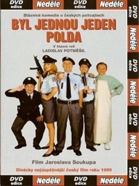 Byl jednou jeden polda DVD - suprshop.cz