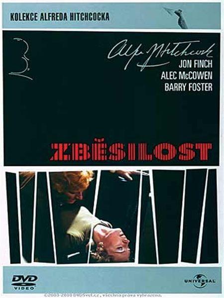 Zběsilost (Frenzy) DVD - suprshop.cz