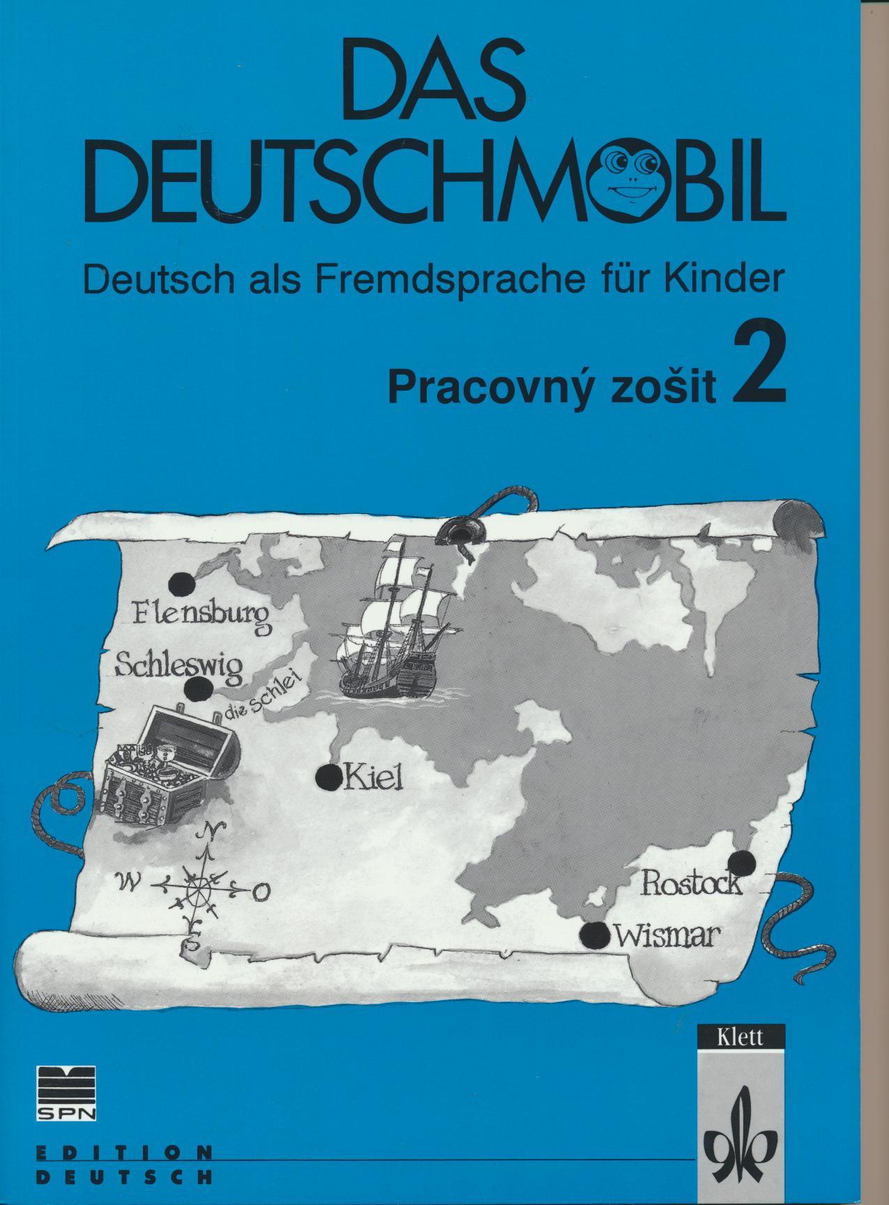 Das Neue Deutschmobil 2 Arbeitsbuch Решебник Онлайн Ответы Гдз