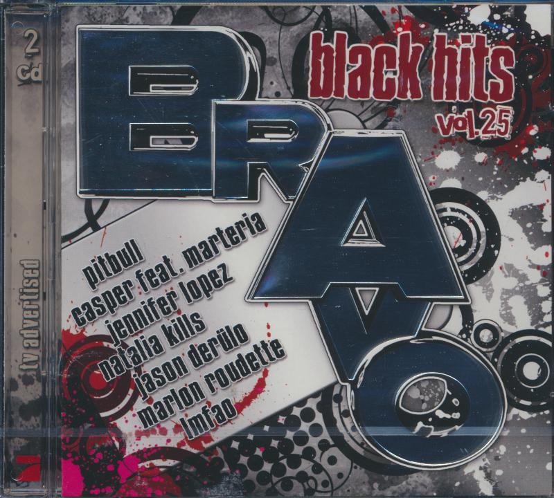 BRAVO BLACK HITS VOL.25 - supershop.sk