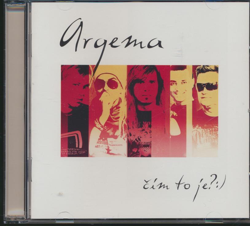 Cd Argema - Cim To Je ☆ SUPERSHOP ☆ tvoj CD obchod 462163944d6