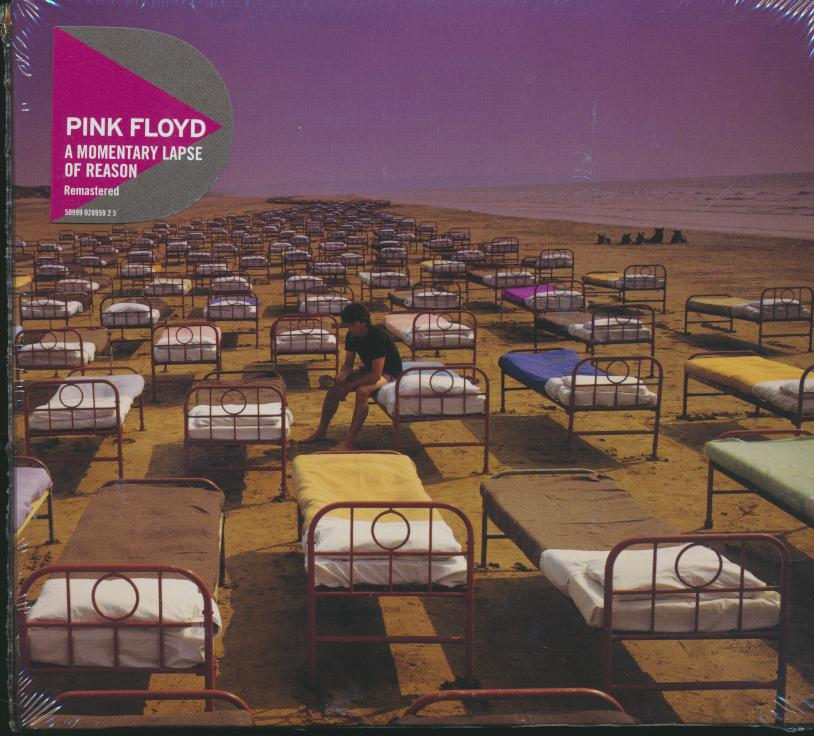 MOMENTARY LAPSE OF REASON [R] 2011 - supermusic.sk