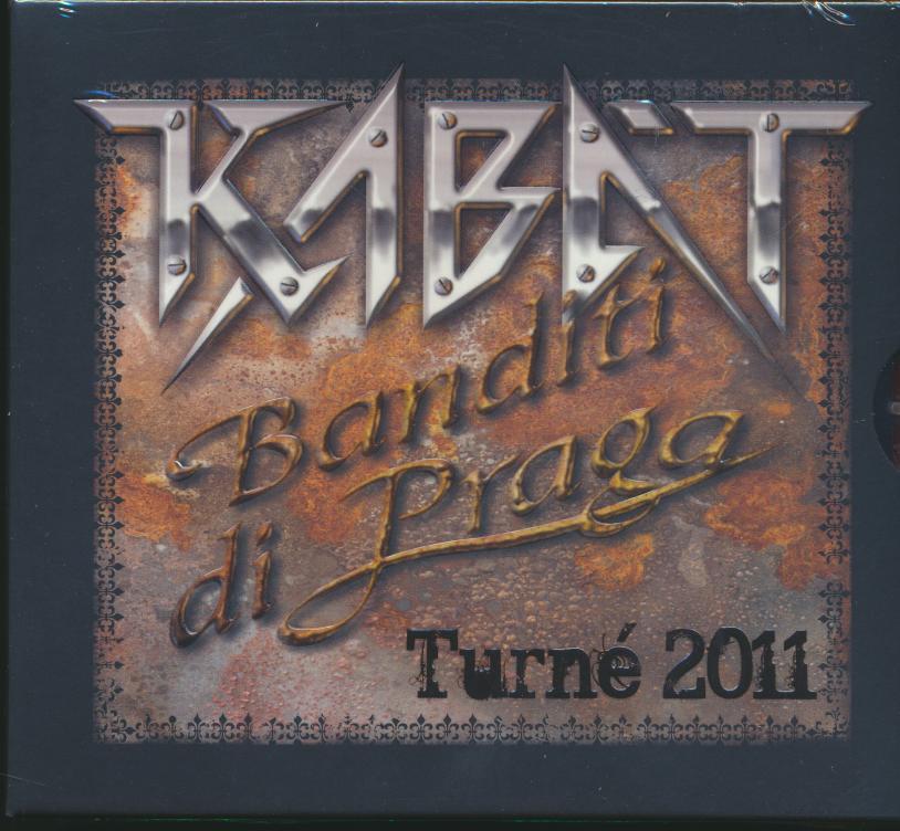 BANDITI DI PRAGA TURNE 2011 - supermusic.sk