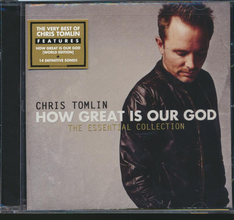 chris tomlin how great is our god the essential collection songbook