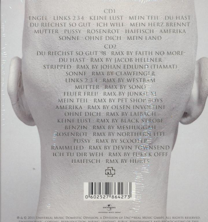 MADE IN GERMANY 1995-2011 /2CD - supermusic.sk