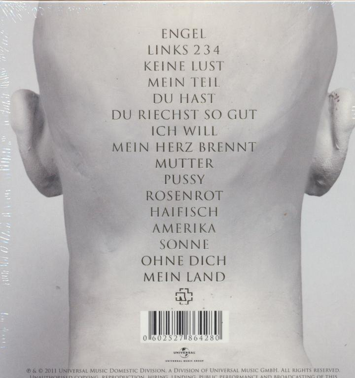 MADE IN GERMANY 1995-2011 - supermusic.sk