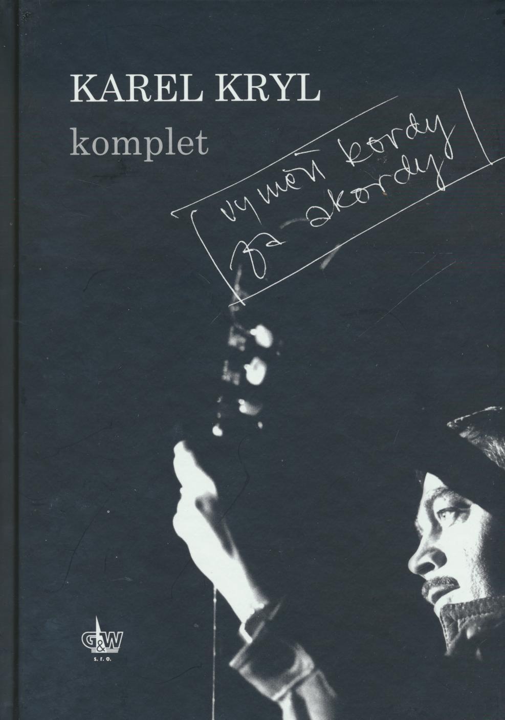 ZPEVNIK KOMPLET Karel Kryl [150 písní] - suprshop.cz