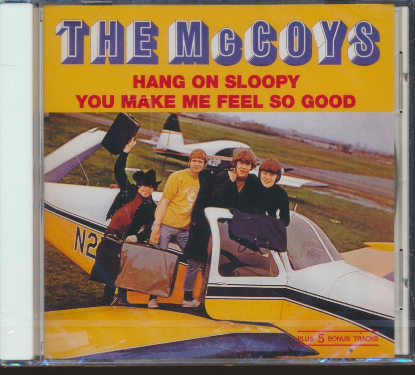 HANG ON SLOOPY / YOU MAKE ME FEEL SO GOOD - supermusic.sk