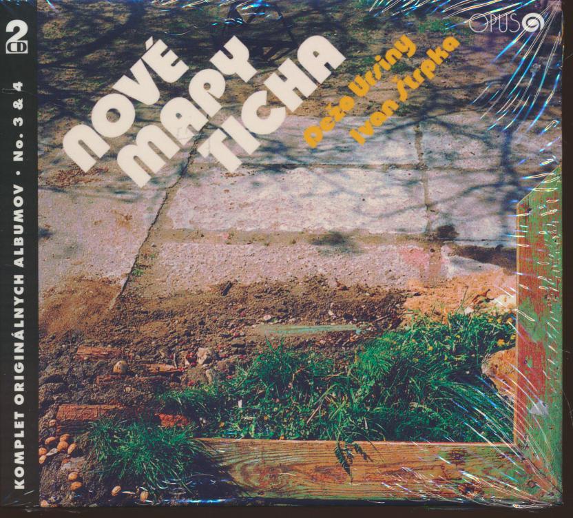NOVE MAPY TICHA & MODRY VRCH (KOMPLET OR - supermusic.sk