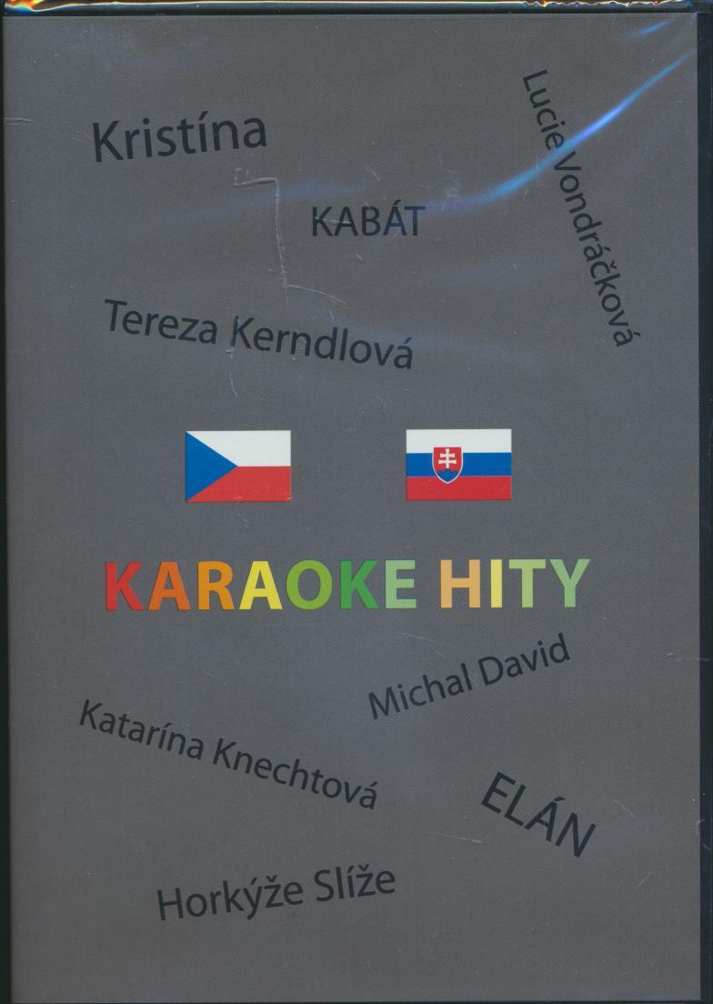 CESKO-SLOVENSKE KARAOKE HITY I. - supershop.sk