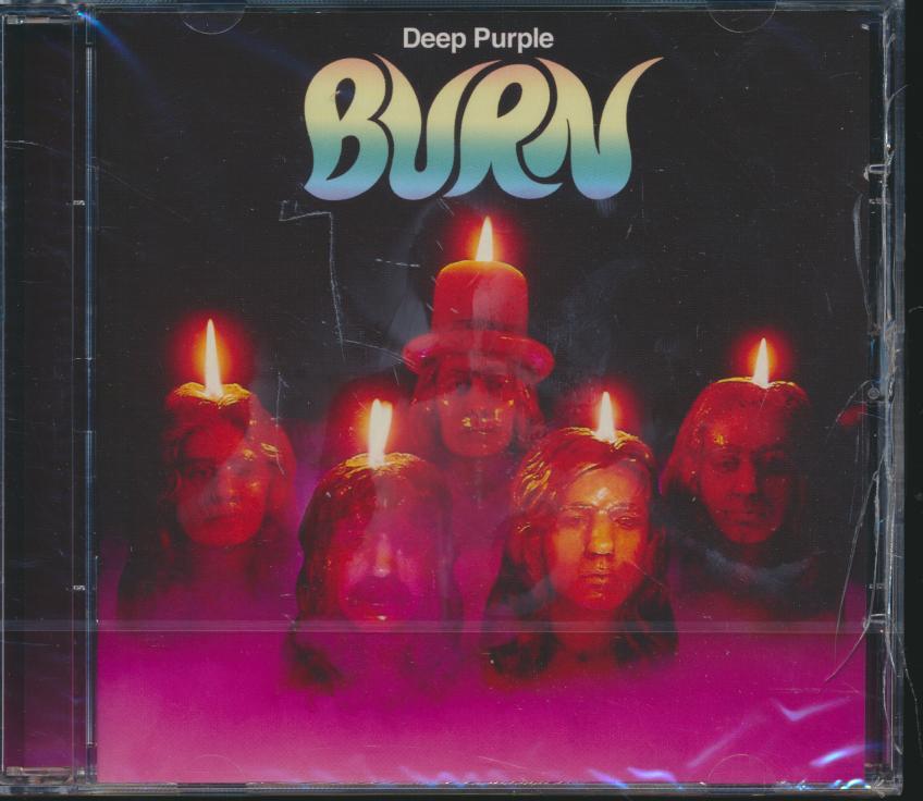 BURN /30TH ANNIVERSARY [R,E] - supermusic.sk