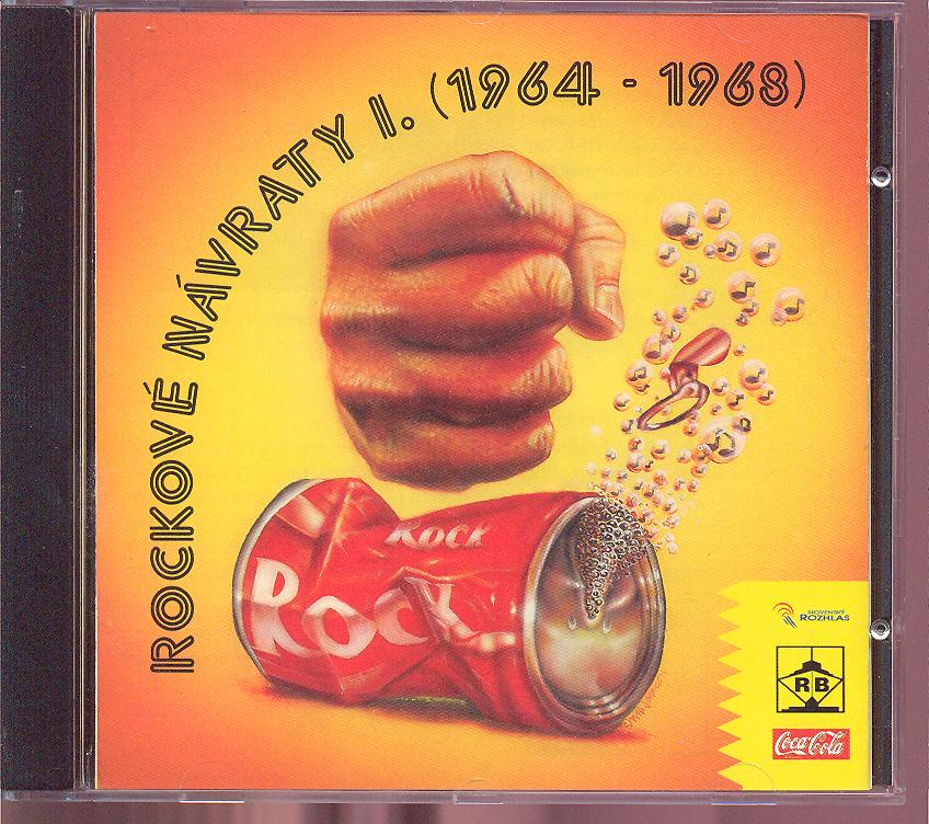 ROCKOVE NAVRATY 1 (1964-1968) - supermusic.sk