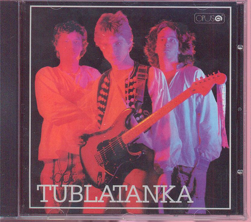 TUBLATANKA 1 [digipack] - supermusic.sk