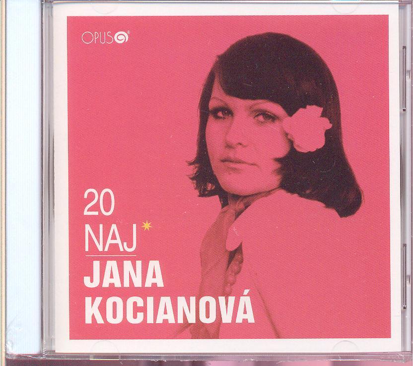 Cd Kocianova Jana - 20 Naj ☆ SUPERSHOP ☆ tvoj obchod ☆ cd   dvd ... ade5e360170