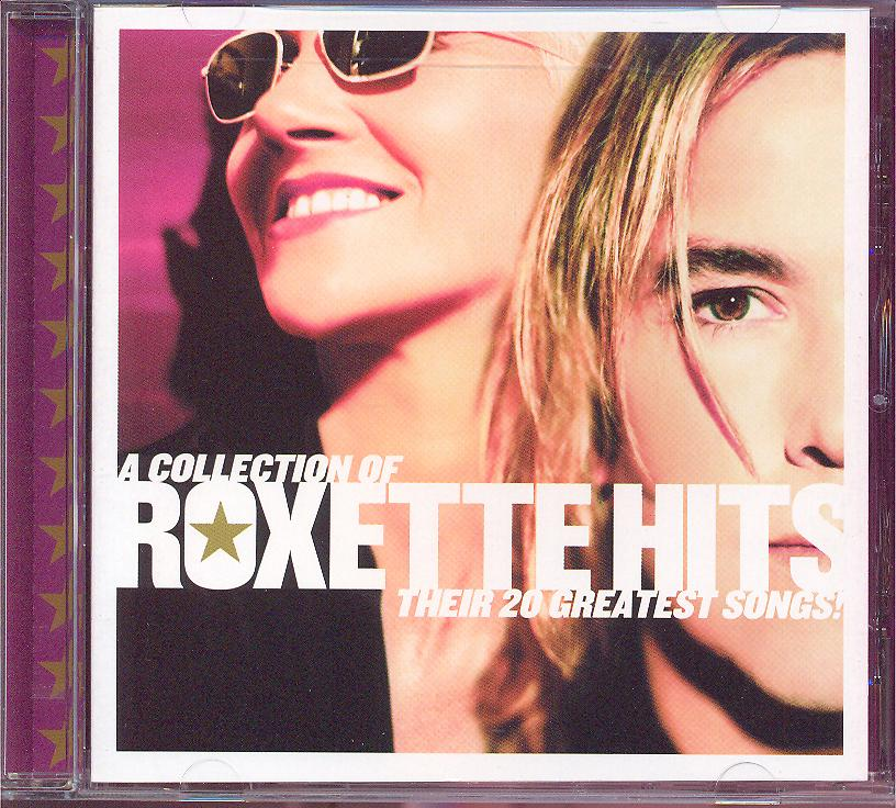 COLLECTION OF ROXETTE HITS - supermusic.sk