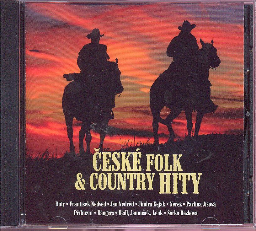 CESKE FOLK & COUNTRY HITY - suprshop.cz