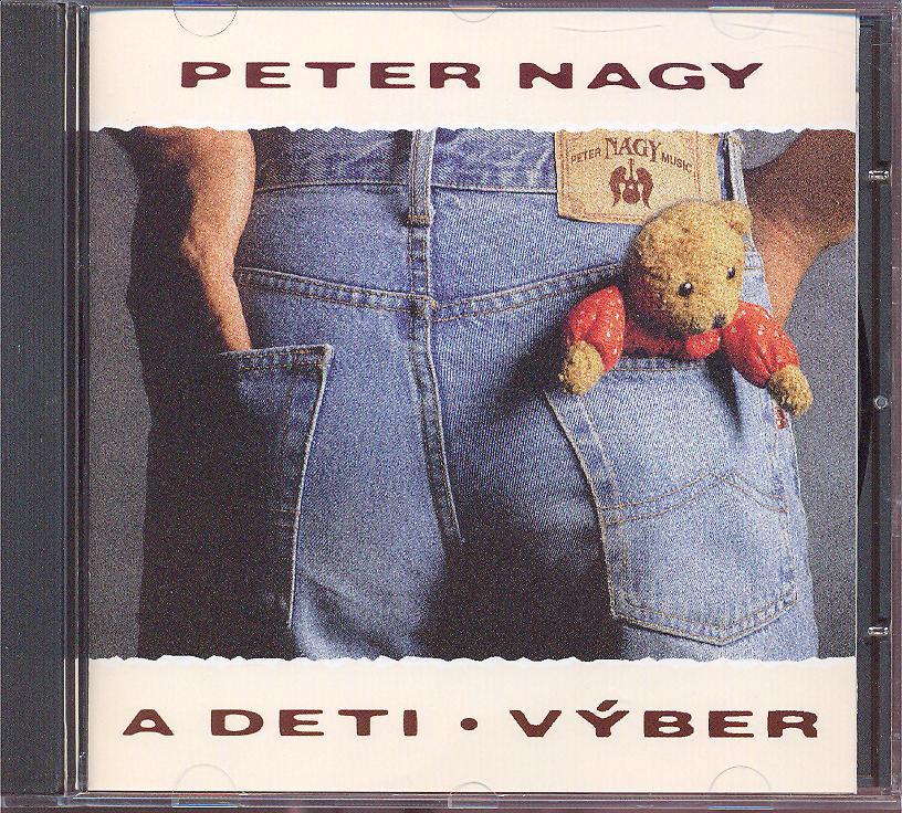 PETER NAGY A DETI - VYBER - supershop.sk