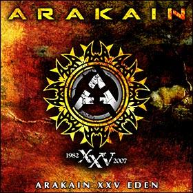 CD ARAKAIN - BEST OF - LIVE XXV EDEN