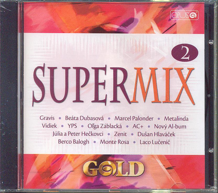 GOLD SUPERMIX 2 - supermusic.sk