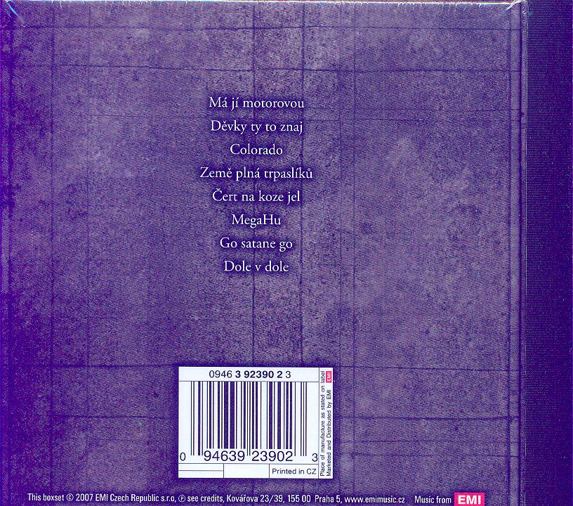 Cd Kabat - Box 2007  8cd  ☆ SUPRSHOP ☆ tvůj obchod cd   dvd 633bdc0456f