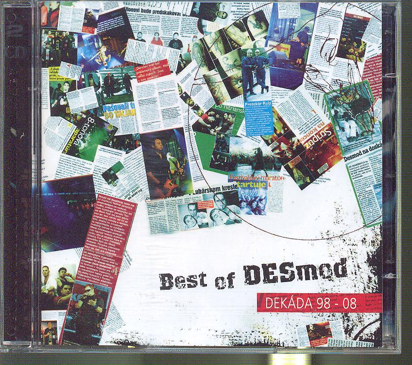 DEKADA 98-08 {BEST OF..} - suprshop.cz