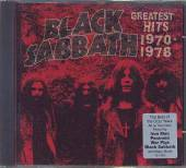BLACK SABBATH  - CD GREATEST HITS: 1970- 1978