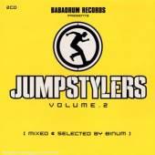 VARIOUS  - 2xCD JUMPSTYLERS VOL.2